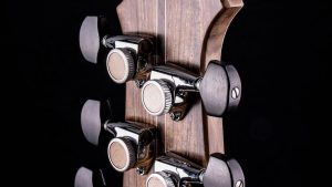Breed - Custom Guitar - Mechaniken