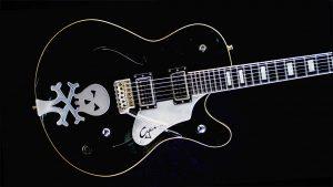 Black Hawk - FU Custom Gitarre - Body