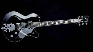 Farin Urlaub Signature Gitarre - Frontansicht