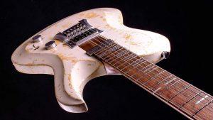 """Hellcaster - 29"""" Bariton Gitarren - Living Colour - Aufsicht"""