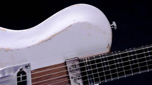 "Hellcaster - 29"" SC - Players White - Finish"