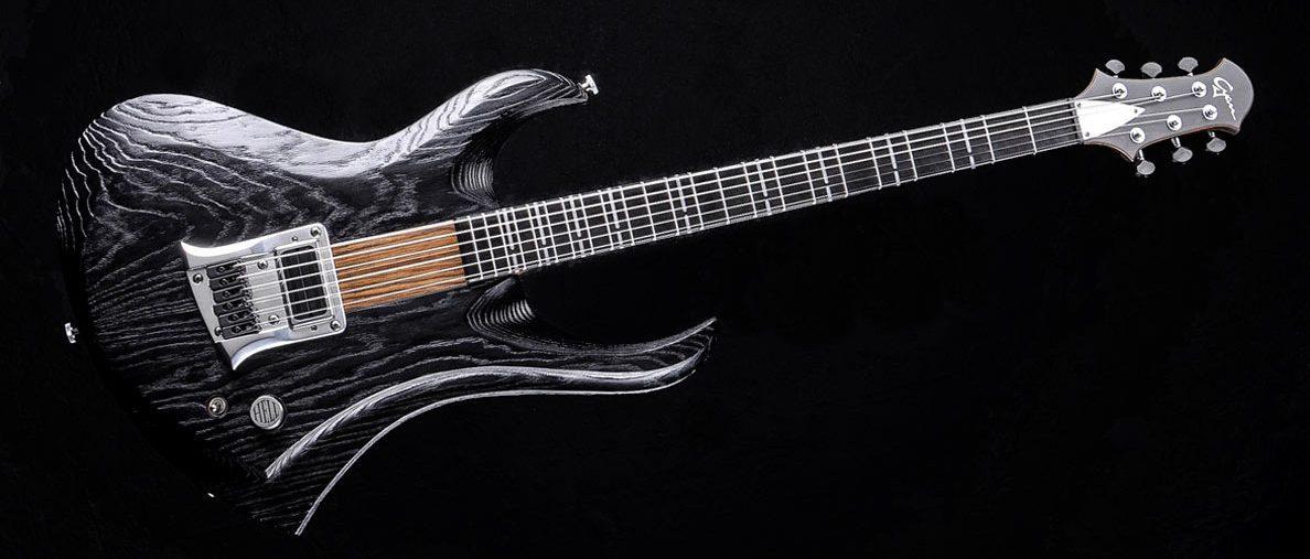 """Zodiac - 29"""" Bariton Gitarren - Blackburst"""