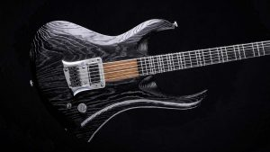 """Zodiac - 29"""" Bariton Gitarren - Blackburst - Body"""