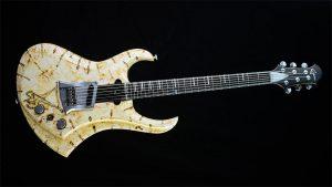 Zodiac - Lucifer - Solid Body Gitarre - Frontansicht