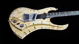 Zodiac - Lucifer - Solid Body Gitarre - Custom Guitar - seitliche Ansicht