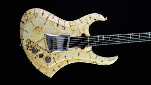 Zodiac - Lucifer - Solid Body Gitarre - Body