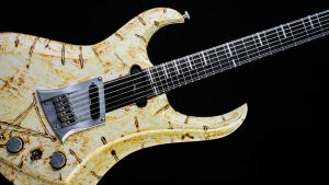 Zodiac - Lucifer - Solid Body Gitarre - Custom Guitar - Schlagbrett