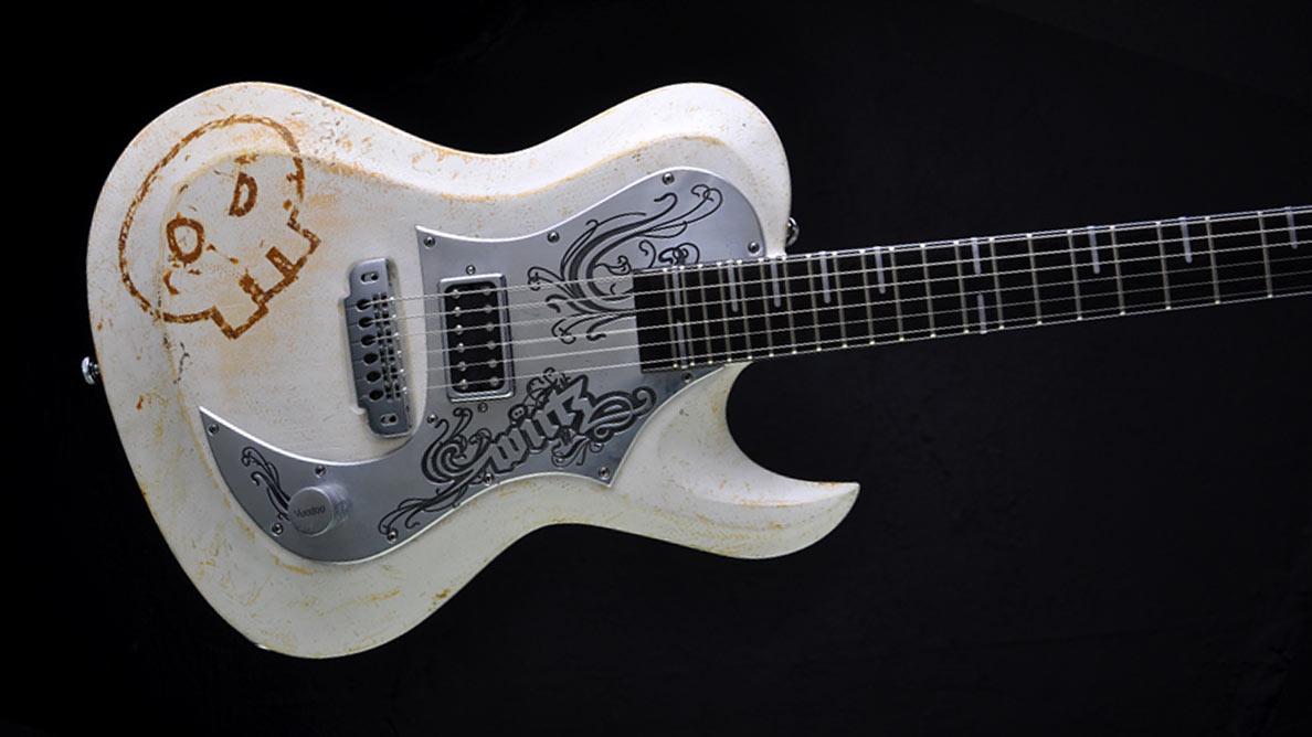 Hellcaster Akustik Voodoo - Daniel Wirtz - Guitar Gallery