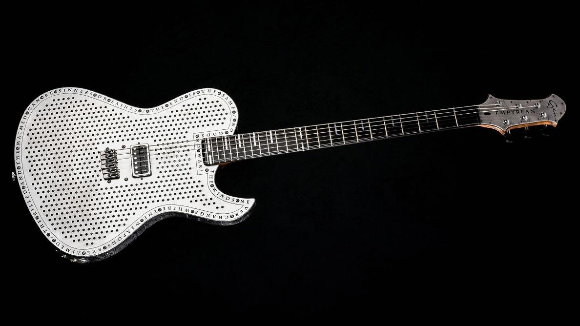Hellcaster Bariton Empyrean - Chris Harms - Guitar Gallery