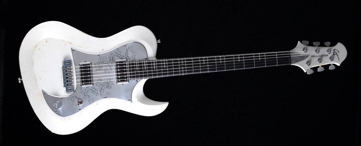 Hellcaster Dragon - Custom Guitar Gallery