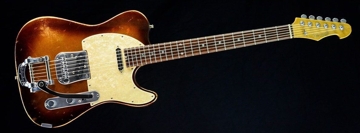 Versatile - Golden Bee - Custom Gitarren Shop