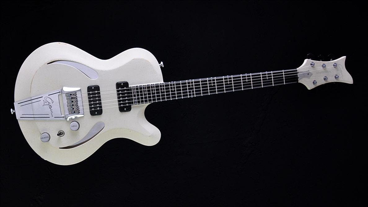 Breed - White Devil - Gitarren Galerie