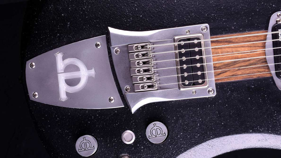 Omega - Pi - Lord Of The Lost - Guitar Gallery