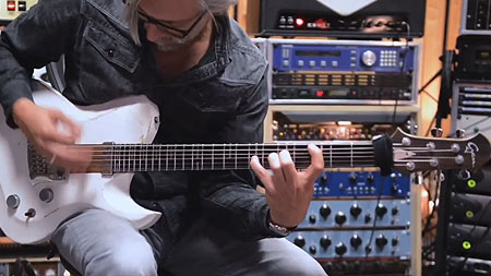 Gitarrensounds Hellcaster Bariton - Bassel Hallak