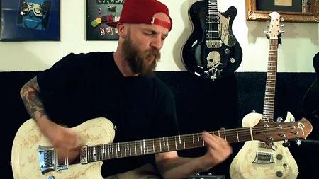 Gitarrensounds Hellcaster - Keile