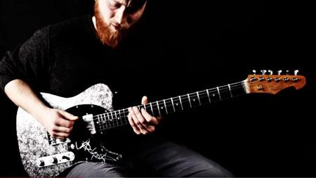 Gitarrensounds Jakob Schulze - Versatile Silver Camo