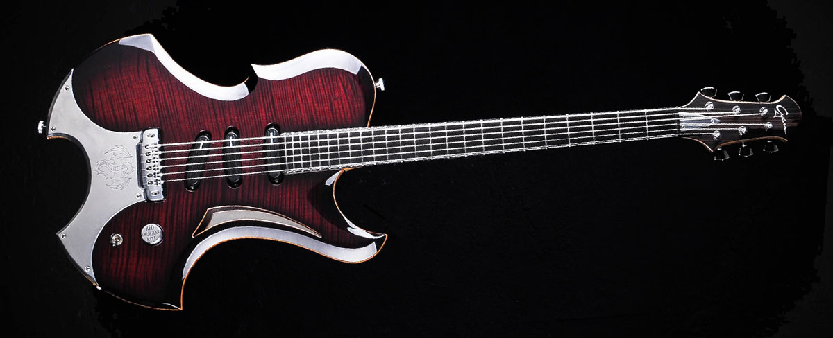 Predator Bariton - Custom Guitar Gallery