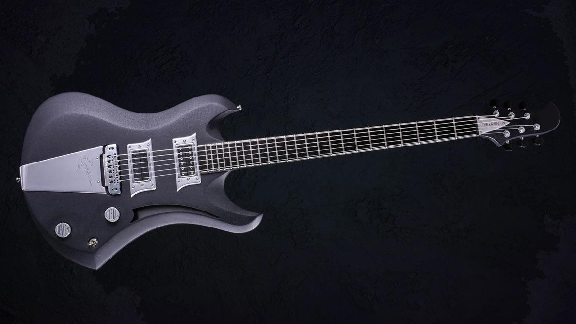 "Raven Bariton - 29"" Mensur - Gitarren Galerie"