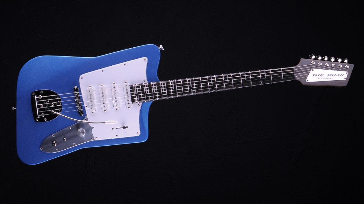 The Phail - Custom Guitar Gallery - Rick McPhail