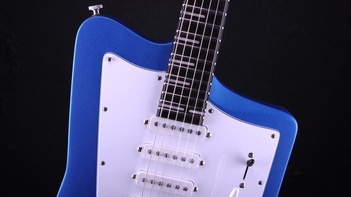 The Phail - Guitar Gallery - Rick McPhail - Brücke