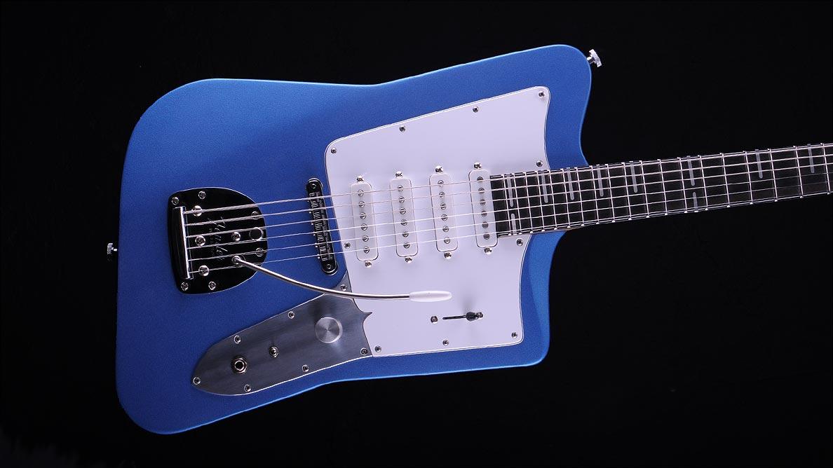The Phail - Custom Guitar Gallery - Rick McPhail - Body