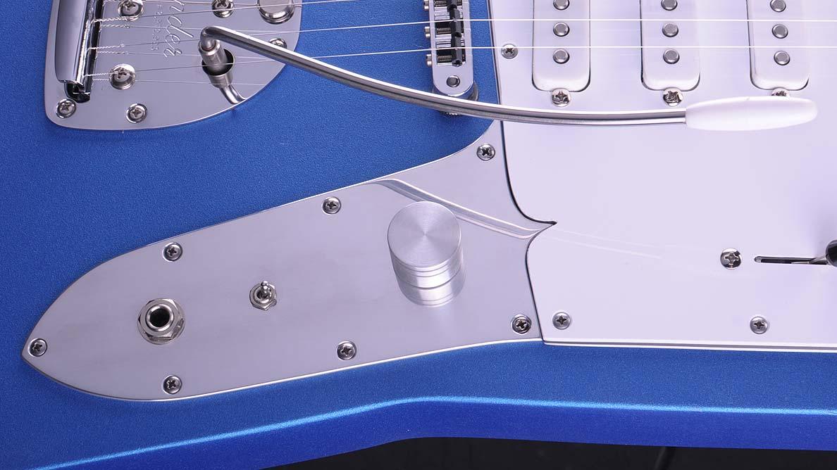 The Phail - Custom Guitar Gallery - Rick McPhail - Pickup